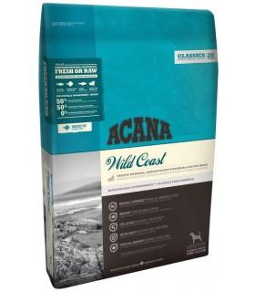 Acana adult wild coast dog 11,4 Kg classics 25