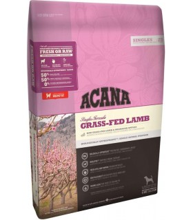 Acana grass-fed lamb dog 11,4 kg singles 25