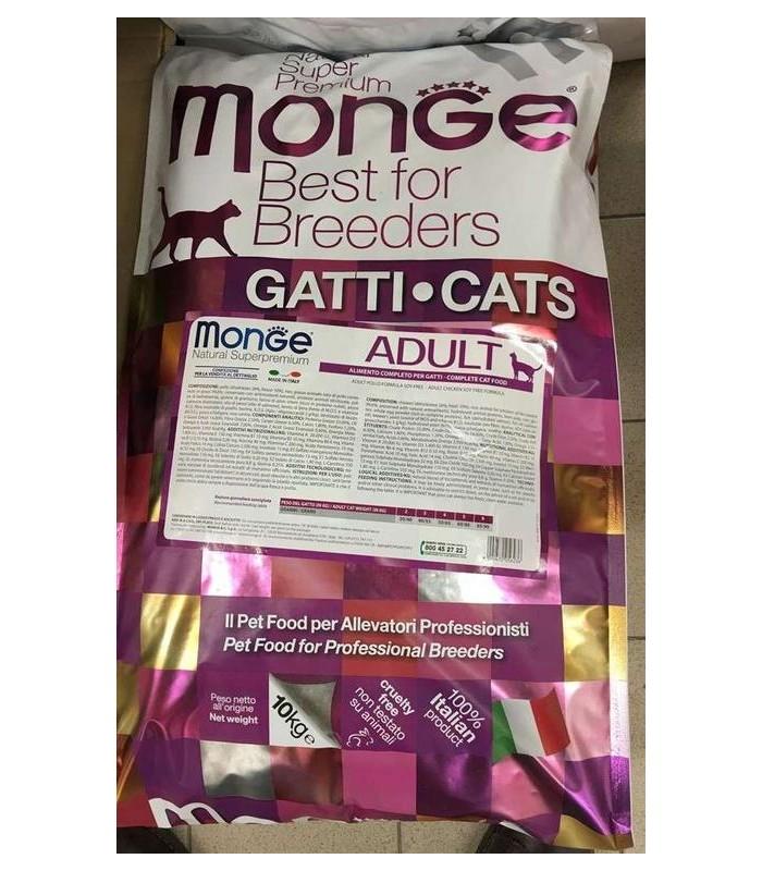Monge gatto adult 10 kg