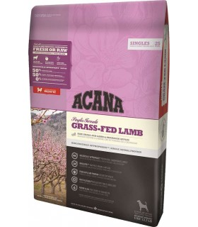Acana grass-fed lamb dog 2 kg singles 25