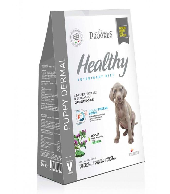 Fito progres cane healty puppy dermal 3 kg