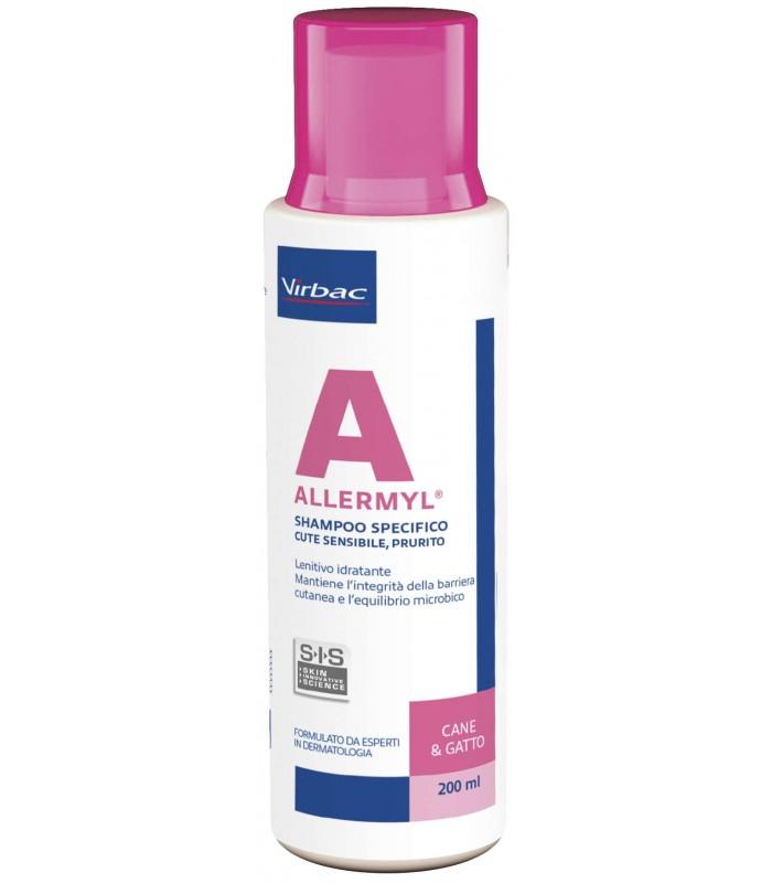 Virbac allermyl shampoo 200 ml