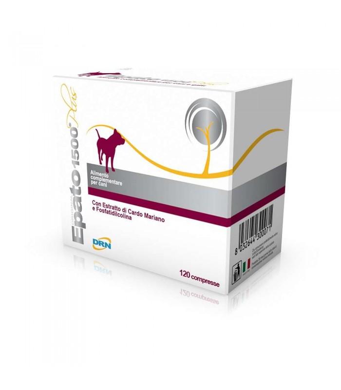 Drn epato plus 1500 mg 120 compresse