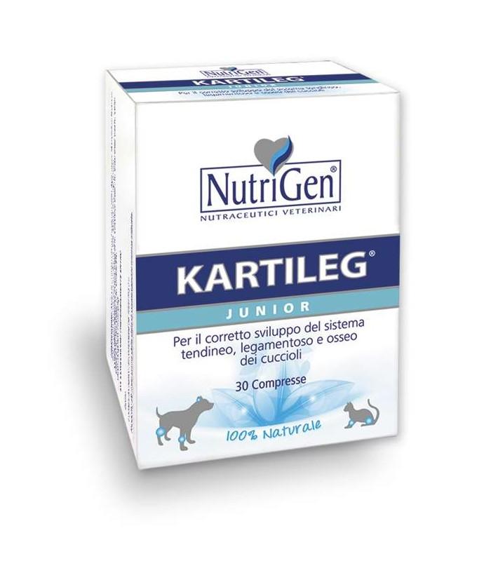 Nutrigen kartileg junior 30 tavolette 1000 mg