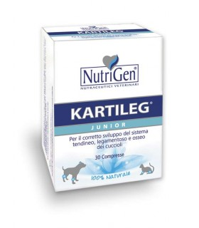 Nutrigen kartileg junior 120 tavolette 1000 mg