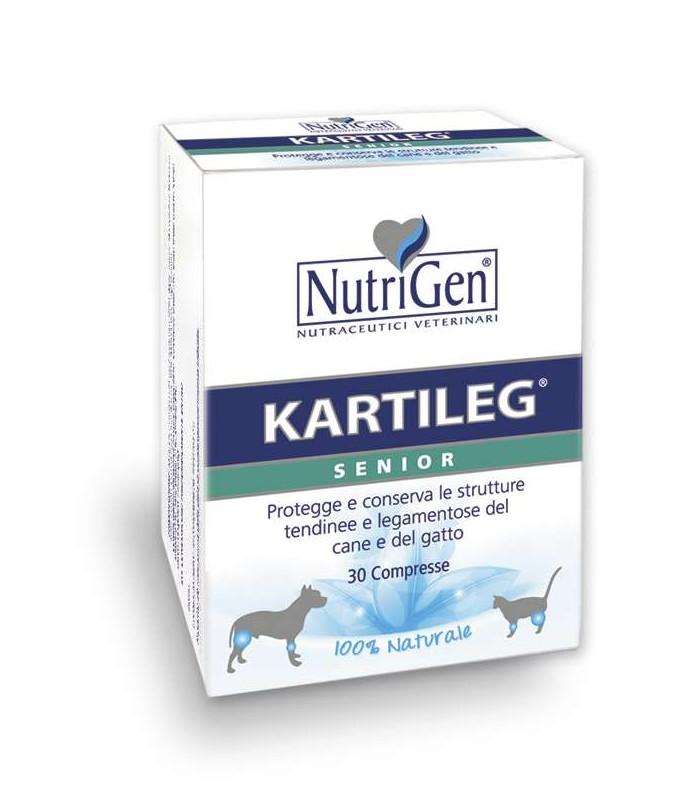 Nutrigen kartileg senior 60 tavolette 1000 mg