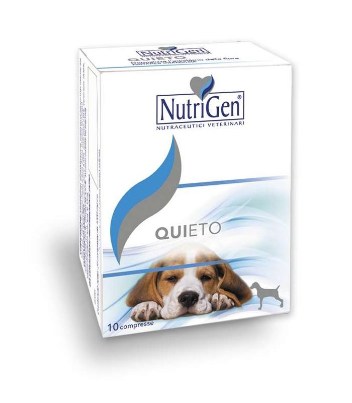 Nutrigen quieto cane 10 compresse