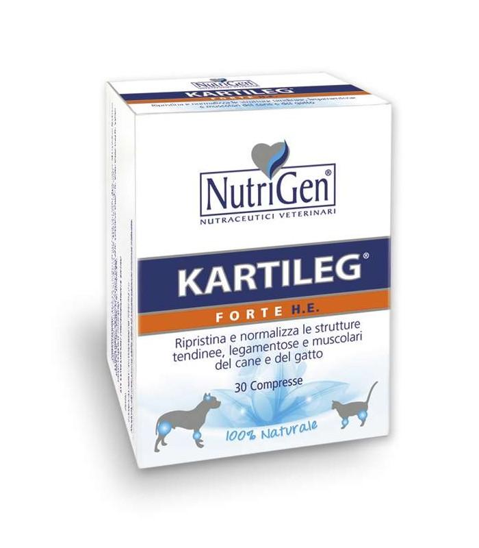 Nutrigen kartileg forte he 120 tavolette 1000 mg
