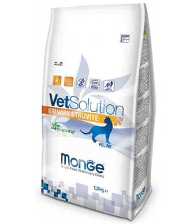 Monge vetsolution gatto urinary struvite 400 gr
