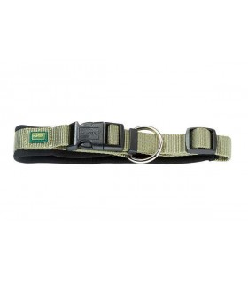 Hunter collare neoprene vario plus taglia large verde