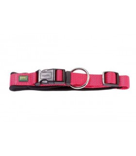 Hunter collare neoprene vario plus taglia large rosa