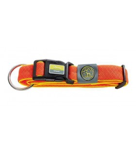 Hunter collare maui vario plus taglia extra large arancio