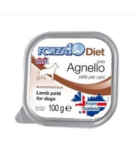 Forza 10 cane diet solo agnello 100 gr