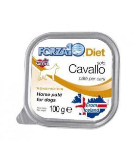 Forza 10 cane diet solo cavallo 100 gr