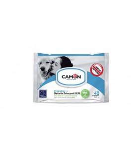 Camon protection line salviette detergenti leis 40 salviette 30 cm g907