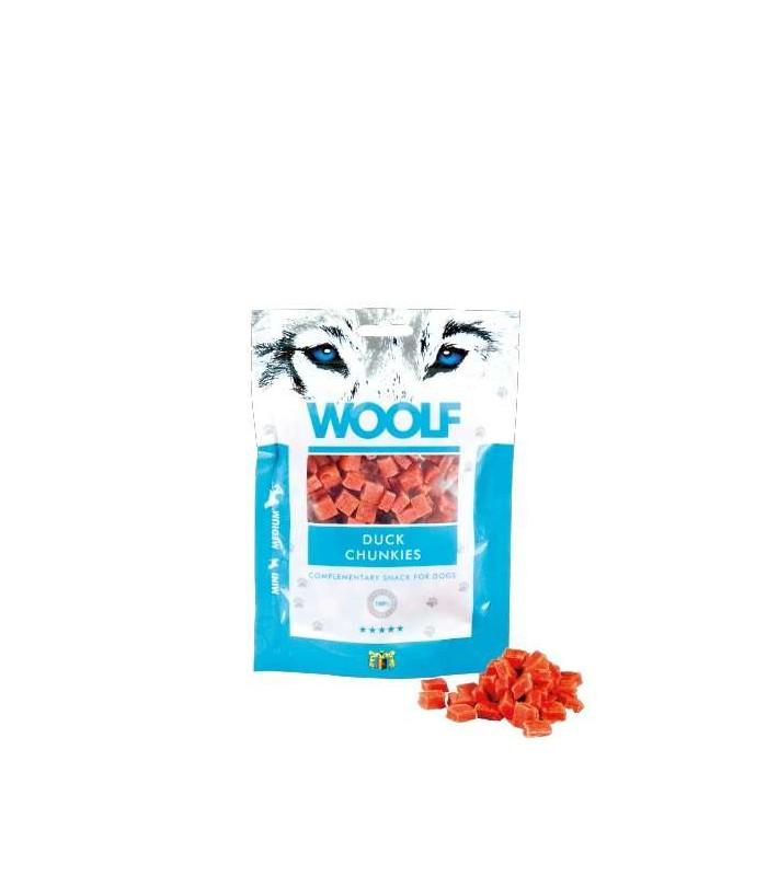 Woolf bocconcini morbidi di anatra 100 gr