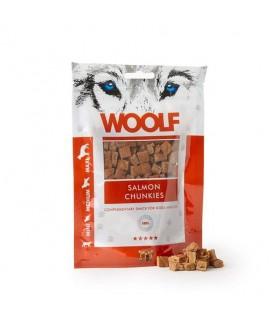 Woolf bocconcini morbidi di salmone 100 gr