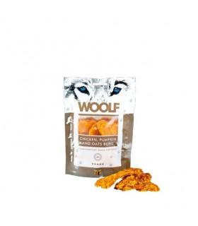 Woolf osso di pollo con zucca e avena 100 gr