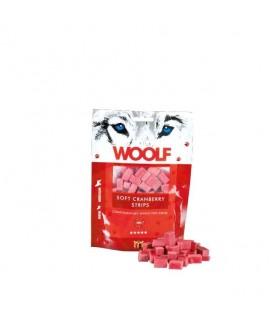 Woolf quadratini morbidi al mirtillo rosso 100 gr