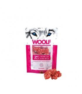 Woolf piccolo osso di anatra e riso 100 gr