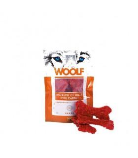 Woolf osso medio di anatra e carote 100 gr