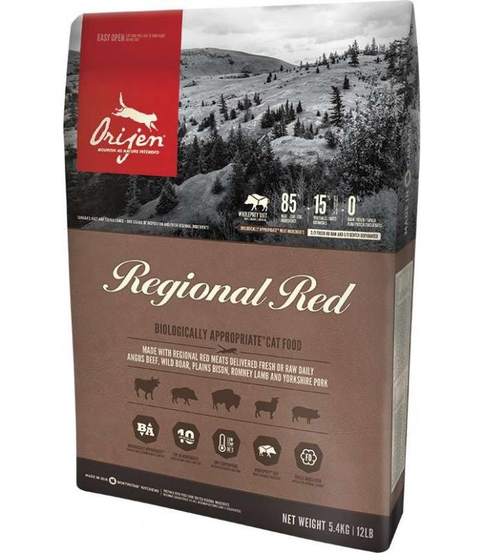 Orijen gatto regional red 1,8 kg