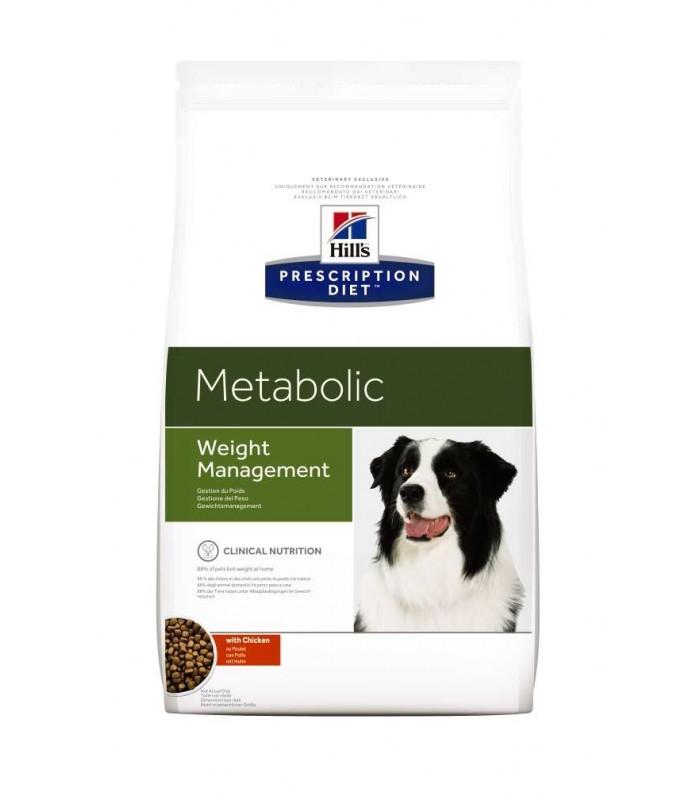 Hill's Prescription Diet cane Metabolic con pollo 4 kg