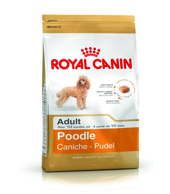 Royal canin poodle adult 7,5 kg