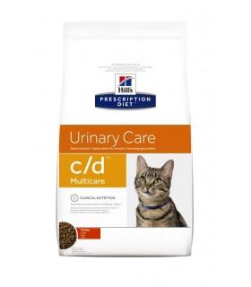 Hill's c/d feline multicare pollo 1,5 kg