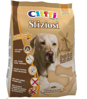 Cliffi sfiziosi snacks 850 gr