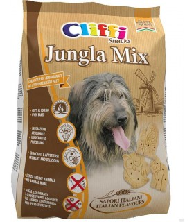 Cliffi jungla mix snacks 850 gr
