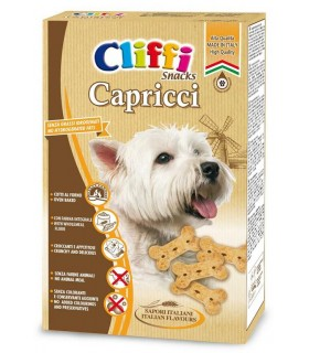 Cliffi capricci snacks 400 gr