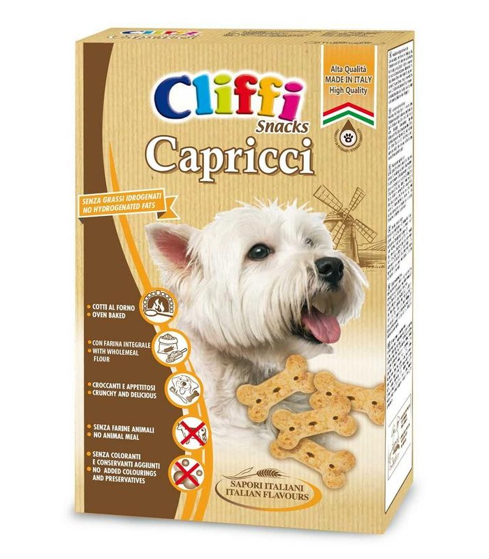 Cliffi capricci snacks 400 gr