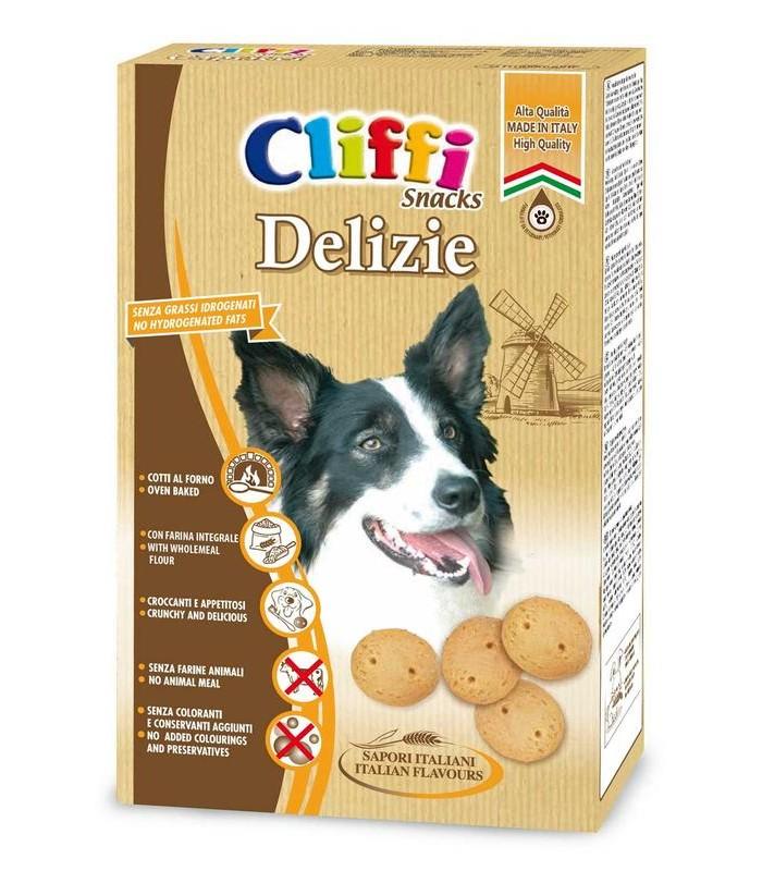 Cliffi delizie snacks 400 gr