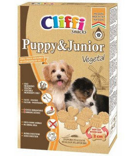 Cliffi puppy & junior snacks 300 gr