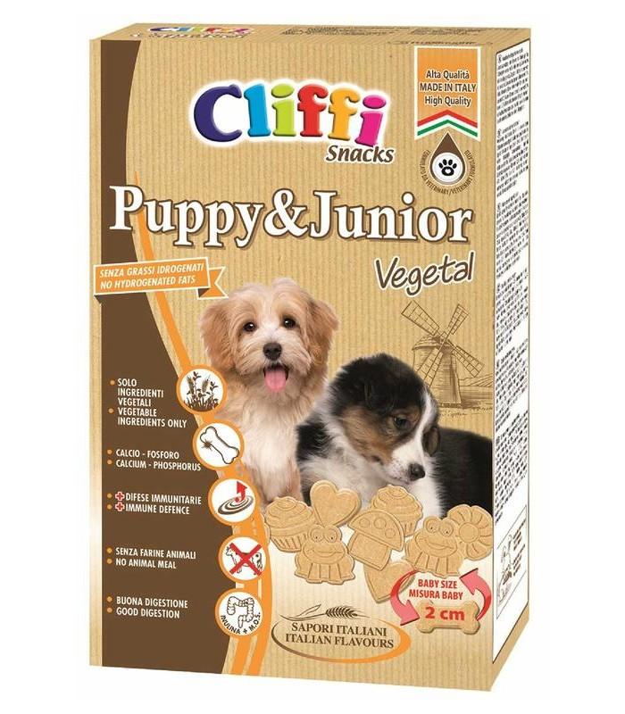 Cliffi puppy & junior snacks 300 gr