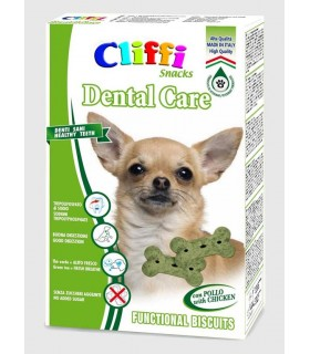 Cliffi dental care taglia piccola snacks 300 gr