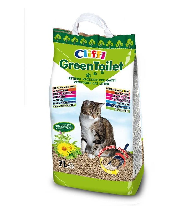 Cliffi lettieras greentoilet 7 lt