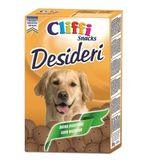 Cliffi desideri snacks 350 gr