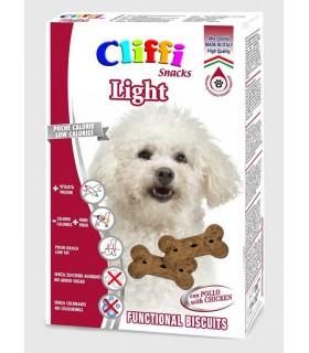 Cliffi light taglia piccola snacks 300 gr