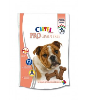 Cliffi pro grain free snacks 100 gr