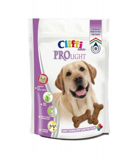 Cliffi pro light snacks 100 gr