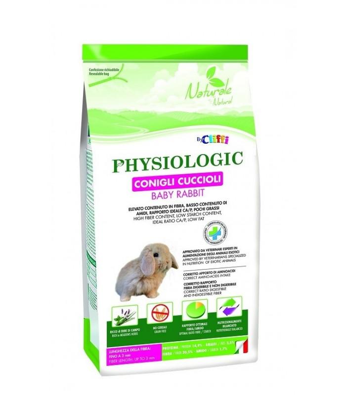 Cliffi physiologic coniglio baby 800 gr