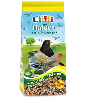 Cliffi nature four seasons uccelli liberi 1 kg