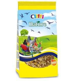 Cliffi nature mix tortore e colombi 1 kg