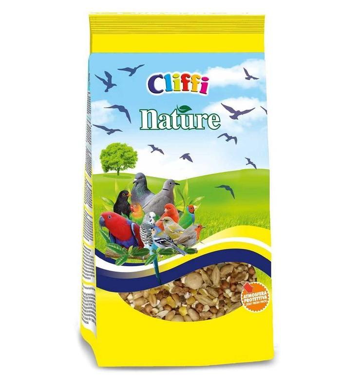 Cliffi nature mix tortore e colombi 1 kg