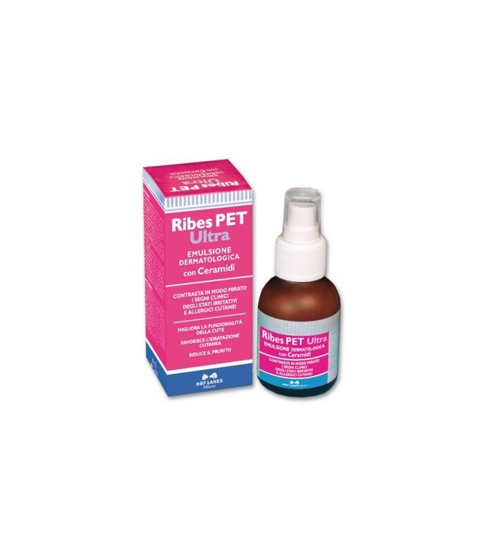 Nbf lane ribes pet ultra emulsione dermatologica 50 ml