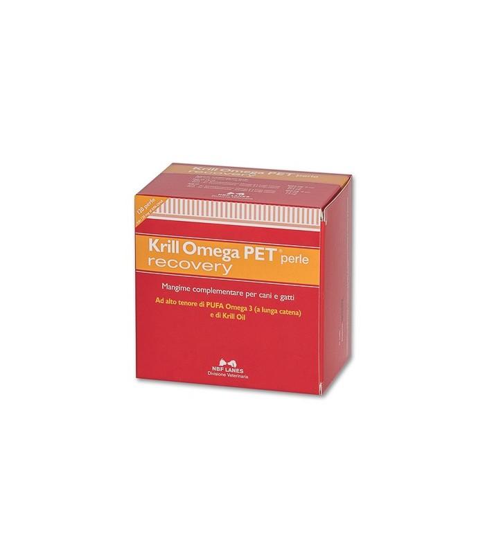 Nbf lanes krill omega pet recovery 120 perle