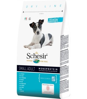 Schesir cane adult small mantenimento pesce 800 gr