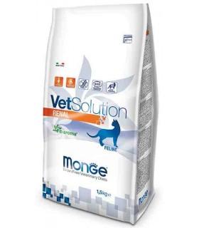 Monge vetsolution gatto renal 1,5 kg